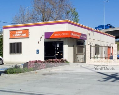 Storage Units for Rent available at 11102 South La Cienega Blvd, Lennox, CA 90304 Photo Gallery 1