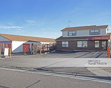 Storage Units for Rent available at 9600 East Costilla Avenue, Englewood, CO 80112
