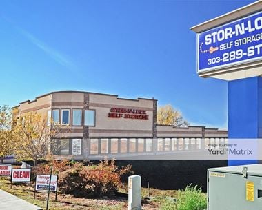 Storage Units for Rent available at 11210 East 104th Avenue, Henderson, CO 80640