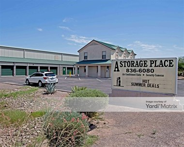 Image for A Storage Place - 1688 North Pinal Avenue, AZ