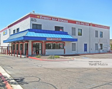 Image for Everest Self Storage - 1025 East Bell Road, AZ