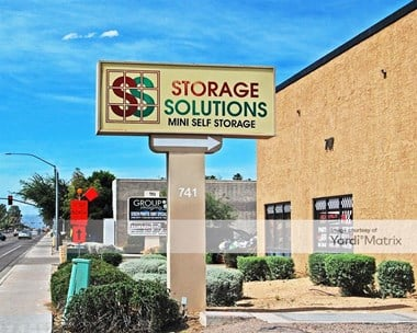 Storage Units for Rent available at 741 North Country Club Drive, Mesa, AZ 85201 Photo Gallery 1