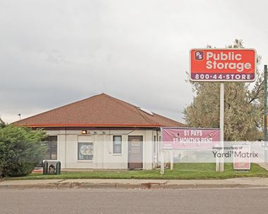 Storage Units for Rent available at 4550 South Federal Blvd, Englewood, CO 80110
