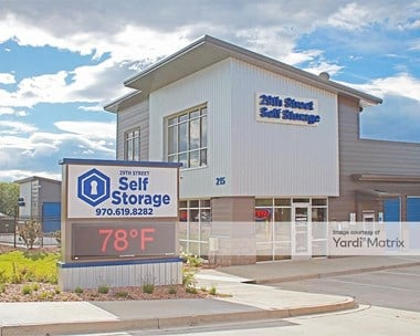Storage Units for Rent available at 215 West 29th Street, Loveland, CO 80538 Photo Gallery 1
