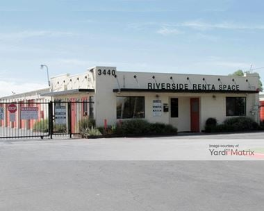 Storage Units for Rent available at 3440 Monroe Street, Riverside, CA 92504