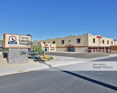 Storage Units for Rent available at 11658 West Bell Road, Surprise, AZ 85374
