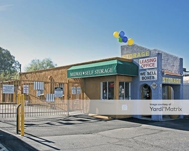 Image for Midway RV & Self Storage - 4500 East Speedway Blvd, AZ