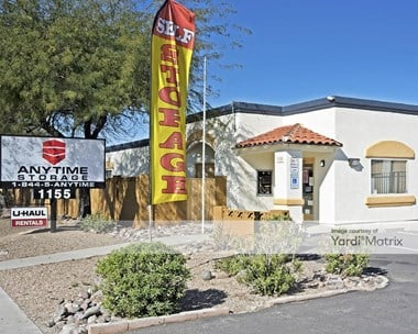 Image for Anytime Storage - 1155 East Irvington Road, AZ