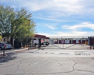 Image for A Family Discount Storage - 8600 East Speedway Blvd, AZ