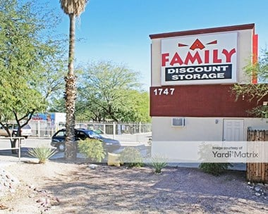 Image for A Family Discount Storage - 1747 South Swan Road, AZ