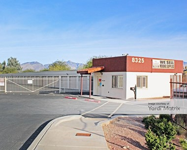 Image for A Family Discount Storage - 8325 East Golf Links Road, AZ