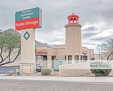 Storage Units for Rent available at 11274 North Oracle Road, Tucson, AZ 85737