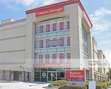 Storage Units for Rent available at 12681 West Jefferson Blvd, Los Angeles, CA 90066