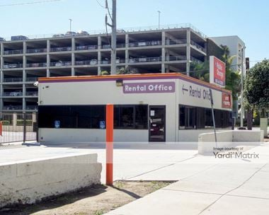 Storage Units for Rent available at 10100 South La Cienega Blvd, Inglewood, CA 90304