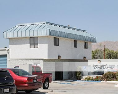 Storage Units for Rent available at 22700 Alessandro Blvd, Moreno Valley, CA 92553