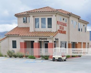Storage Units for Rent available at 25435 Jefferson Avenue, Murrieta, CA 92562