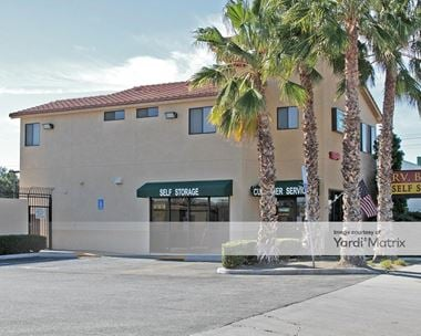 Storage Units for Rent available at 18949 Valley Blvd, Bloomington, CA 92316