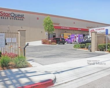 Storage Units for Rent available at 12821 West Jefferson Blvd, Los Angeles, CA 90066