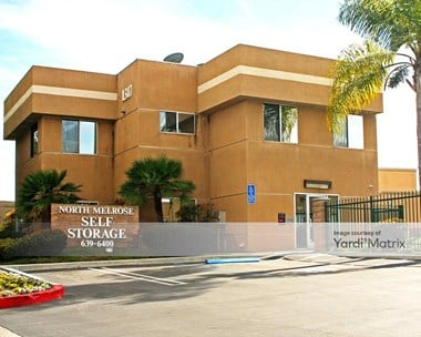 Image for Extra Space Storage - 1317 North Melrose Drive, CA