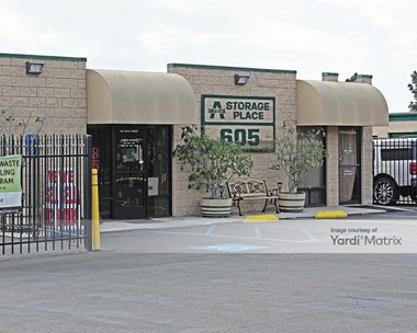 Image for A Storage Place - 605 Anita Street, CA
