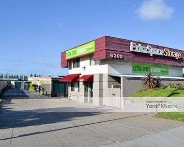 Image for Extra Space Storage - 6360 Miramar Road, CA