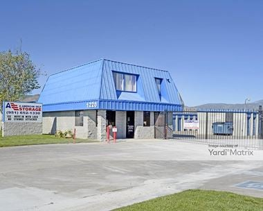 Storage Units for Rent available at 1220 North State Street, Hemet, CA 92543