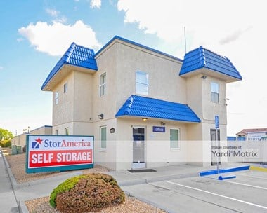 Image for StorAmerica Self Storage - 14421 Borego Road, CA