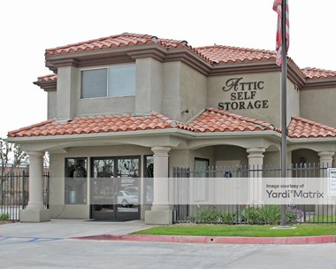 Image for Attic Self Storage - 3375 Arlington Avenue, CA