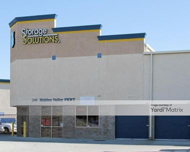 Storage Units for Rent available at 240 Hidden Valley Pkwy, Norco, CA 92860