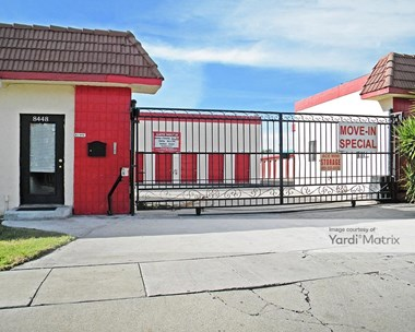 Image for Fast & EZ Self Storage - 8448 Cypress Avenue, CA