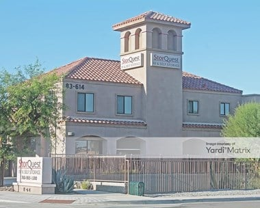 Storage Units for Rent available at 83614 Doctor Carreon Blvd, Indio, CA 92201 Photo Gallery 1