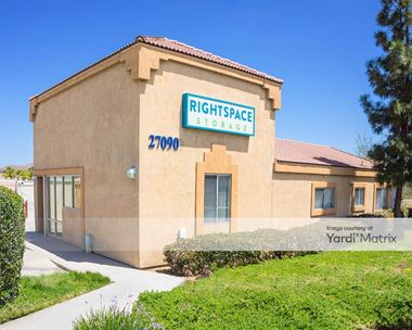 Storage Units for Rent available at 27090 Newport Road, Menifee, CA 92584