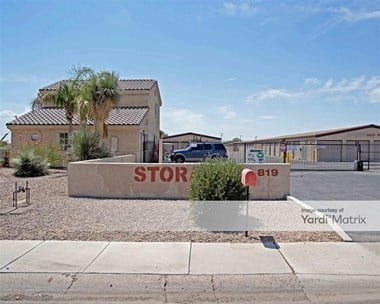 Image for Crossroads Self Storage - 819 North French Street, AZ