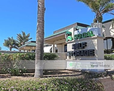 Storage Units for Rent available at 2515 Maricopa Street, Torrance, CA 90503