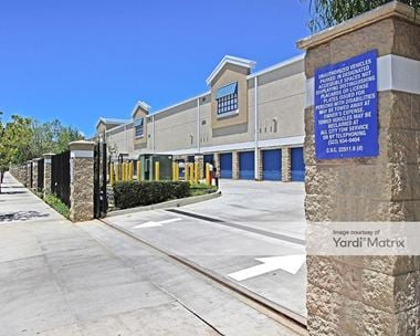 Storage Units for Rent available at 10151 National Blvd, Los Angeles, CA 90034
