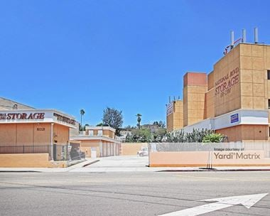 Storage Units for Rent available at 10321 National Blvd, Los Angeles, CA 90034