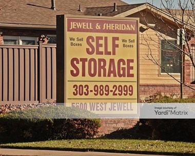 Image for Jewell & Sheridan Self Storage - 5500 West Jewell Avenue, CO