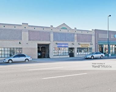 Storage Units for Rent available at 545 Broadway, Denver, CO 80203