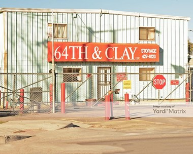 Image for 64th & Clay Storage - 2805 West 64th Avenue, CO