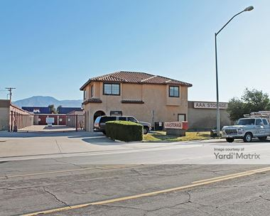 Storage Units for Rent available at 82521 Market Street, Indio, CA 92201