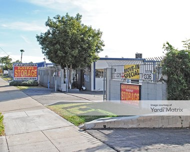 Image for California Mini Storage - 1326 West 7th Street, CA