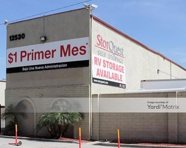 Storage Units for Rent available at 12530 Magnolia Avenue, Riverside, CA 92503