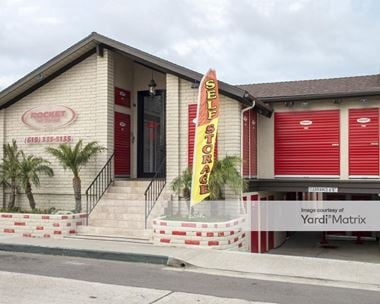 Storage Units for Rent available at 5135 North Harbor Drive, San Diego, CA 92106 Photo Gallery 1