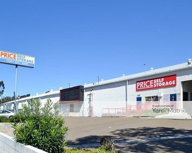 Storage Units for Rent available at 4635 Morena Blvd, San Diego, CA 92117 Photo Gallery 1