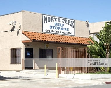 Image for North Park Self Storage - 3812 Herman Avenue, CA