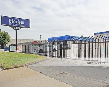 Storage Units for Rent available at 2385 Main Street, Chula Vista, CA 91911