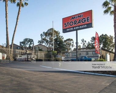Image for Santee Mini Storage - 10835 Woodside Avenue, CA