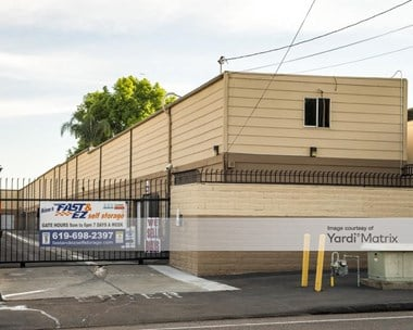 Image for Fast & EZ Self Storage - 8823 Troy Street, CA