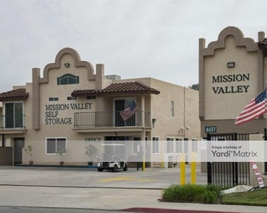 Image for Mission Valley Self Storage - 4437 Twain Avenue, CA