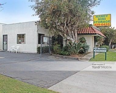 Storage Units for Rent available at 2445 Main Street, Chula Vista, CA 91911 Photo Gallery 1